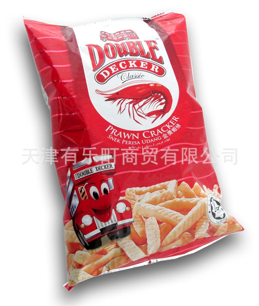 供應馬來西亞進口零食- 媽咪金獎蝦條 60g 回憶童年的味道