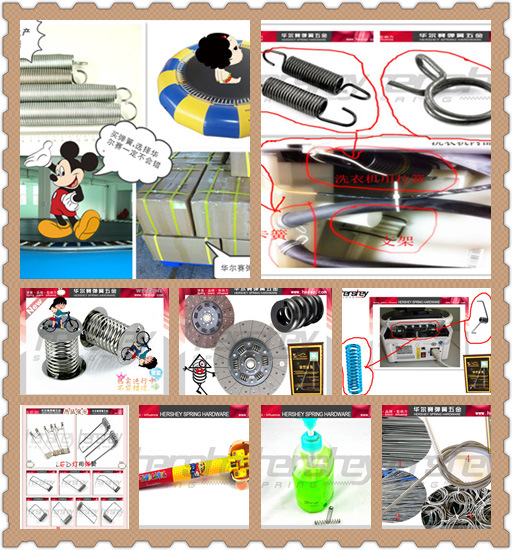 弹簧工程案例