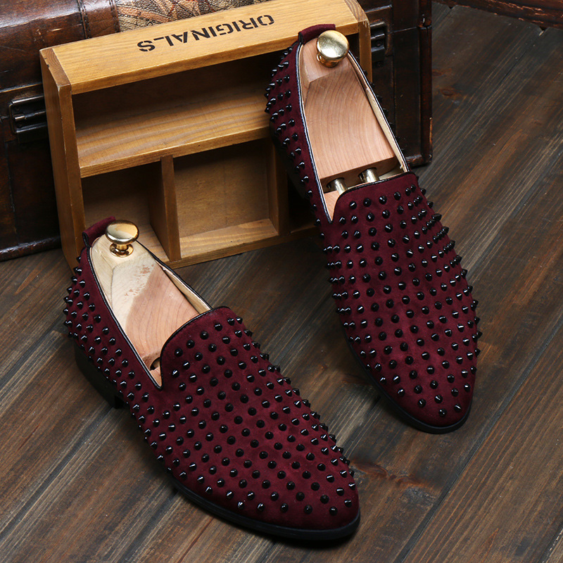 Free shipping BOTH ways on Shoes, Men, Studded, from our vast selection of styles. Fast delivery, and 24/7/ real-person service with a smile. Click or call